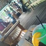 Chill on the huge veranda with their potent GreenTurtle Tavern Punch