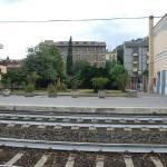 на станции