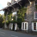 Hafod Hotel, Devil's Bridge