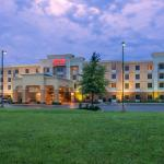 Welcome to Hampton Inn & Suites® Jackson hotel.