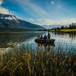 Fishing in Jasper National Park