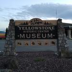 Yellowstone Historic Center Foto