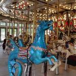 Roger Williams Park Carousel Village