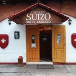 Chalet Suizo Valle Dorado