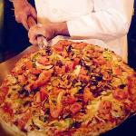 Party Pizza Masterpiece!
