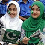 pakistani girls at border