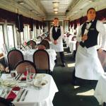 Essex Clipper Dinner Train
