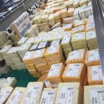 Mmm cheese! Check out all of the cheese! And doesn't that fudge look delicious?! Nice meat and c