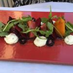 Marinated Baby Beet Salad