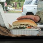The Pilot Butte Burger
