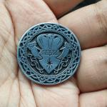 Claddagh Coin