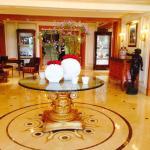 Hotel, restaurant, lobby, room