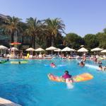 Pool - Pegasos World Hotel Photo