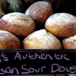 Authentic sour dough, no yeast and 1 week of fermentation!