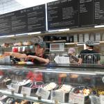 order at counter