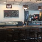 The Sushi Bar!
