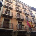Fachada del hotel Jaqués