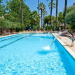 La Splendida piscina dell'Hotel Relax