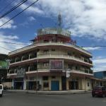 Hotel Colmera, in the middle of Colmera