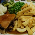 Angus and Guinness Pie
