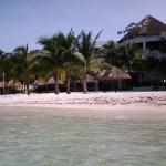 Hotel y playa