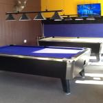 Game Room w/ 9 Foot Tables