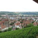 panorama dal Burg