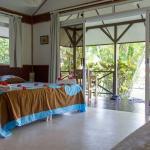 L'intérieur de notre bungalow