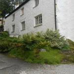 Outside Spring Cottage