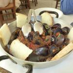 Cozze alla tarantina antipasto caldo