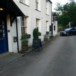 Lovely out of the way pub great food