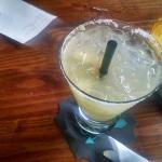 pineapple habanero margarita