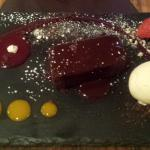 Beautiful food... forgot to photograph the starters ��