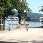 Foto de Port of Kimberling Marina & Resort
