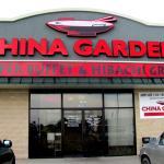 China Garden, Moberly MO... entrance...