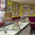Inside Mercer's Icecream