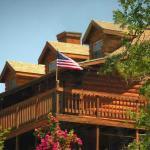 The Log House Lodge Foto