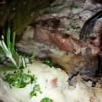 Ribeye, tomato soup,brie salad