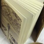 Leather bound Journals by Karen Saro