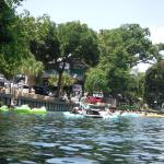 Texas Tubes from the Comal River