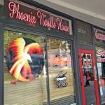 Entrance to Phoenix Noodle House