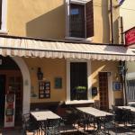 Photo de Trattoria Pizzeria Dal Baffo