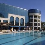 Rimonim Central Park Eilat Hotel