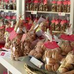 Les macarons de Fontevraud à la biscuiterie artisanale