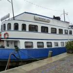 MS Nordertor - Das Husumer Restaurantschiff
