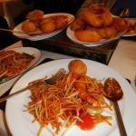 Yummy sweet & sour dishes