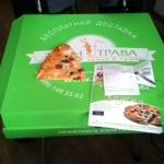 пицца со вкусом женских духов