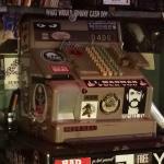 The funky old cash register at Toronado San Francisco