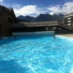 la 2 eme piscine de la station située à 1600 m d'altitude (payante)