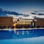 Hotel Dana @ relaxing at pool